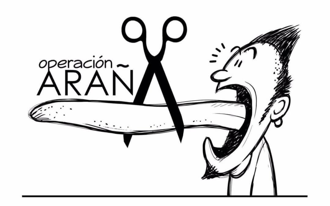 Programa 1: Operación Araña