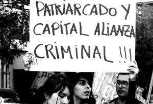 Chica cartel feminista