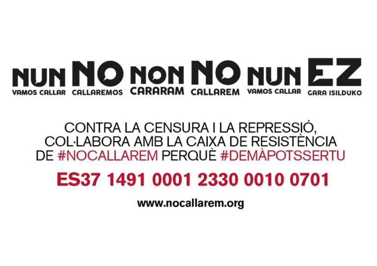 No Callarem