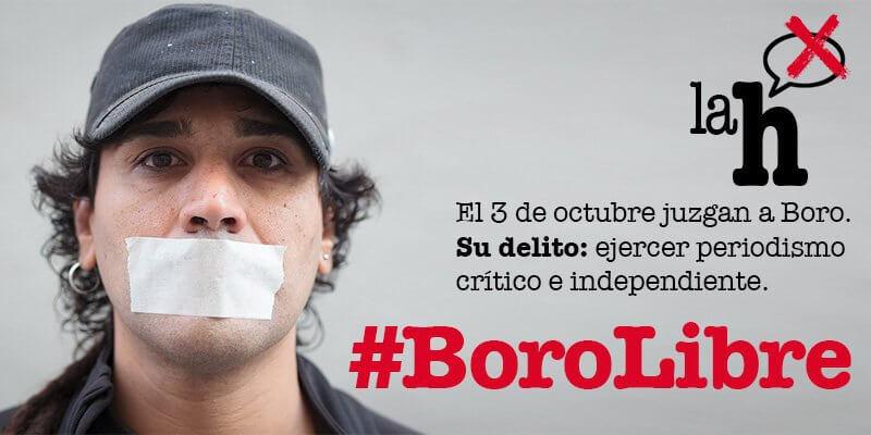 Programa 11: #BoroLIBRE