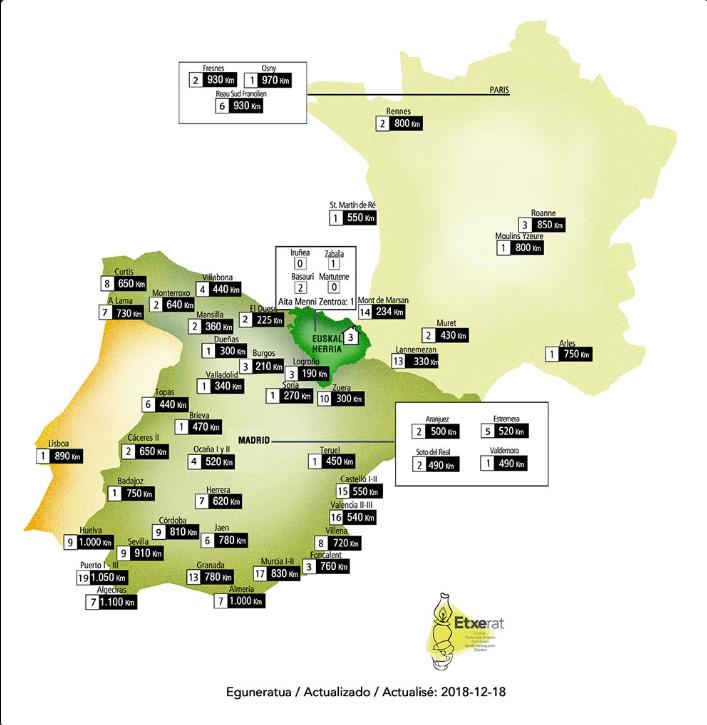 Mapa dispersión